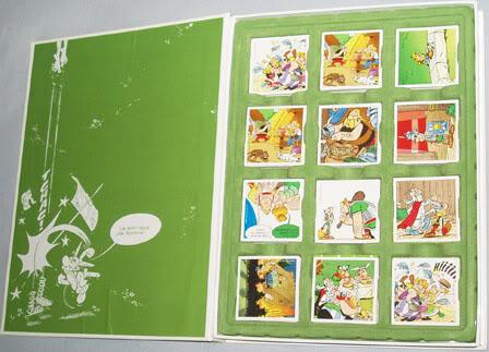 Collection Astérix le gaulois P4071455