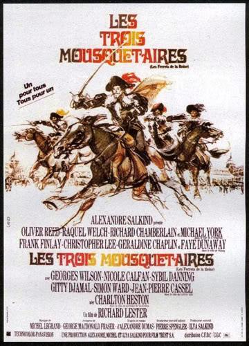Les trois mousquetaires - 1973 Les3mousquetaff