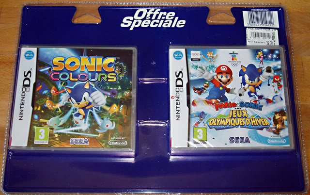 Mario & Sonic aux Jeux Olympiques de Londres 2012:  PA064561