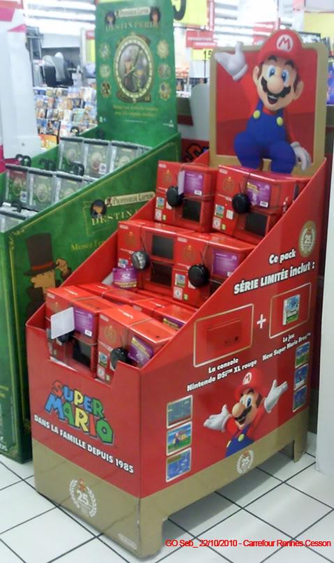 Nintendo DS, 3DS Photo1623b