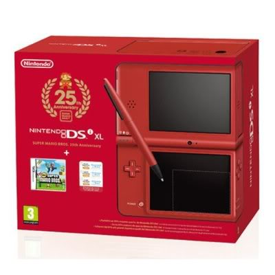 Nintendo DS, 3DS Dsi_xl_red_