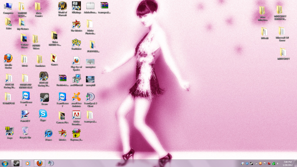 Show your Desktop Thread Desktopscreenshotjanuary29th