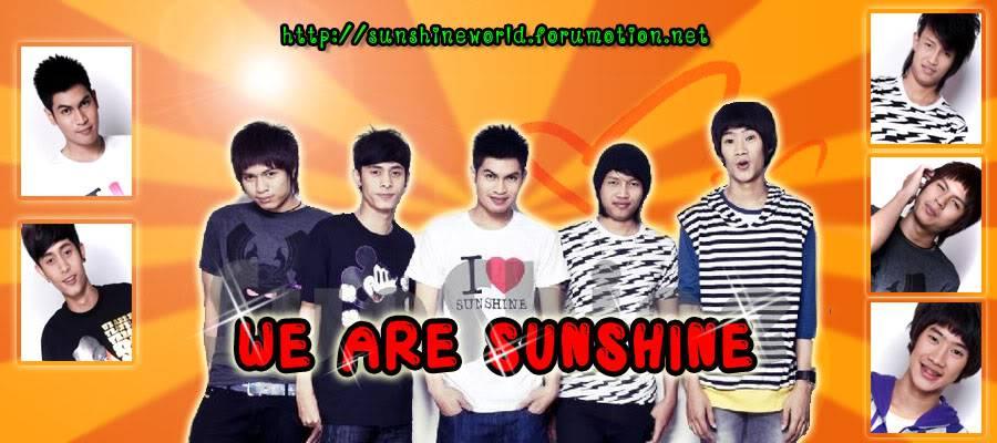 SUNSHINE's family♥