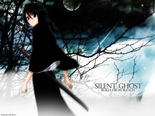 Posteen a sus chicas anime favoritas :P Rukia