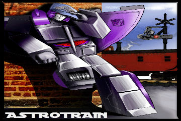 ASTROTRAIN'S LAIR Announcements