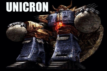 UNICRON's Endless Galaxy Of Toys