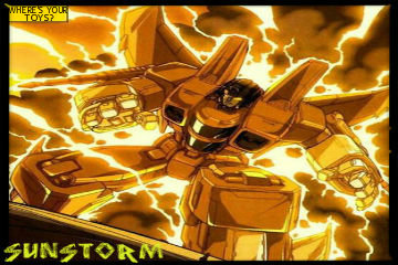 SUNSTORM'S Supernova of  Various Collections
