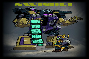 SWINDLE's Swap Meet
