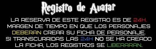 Registro de Avatar R6