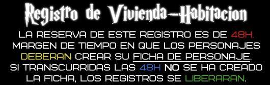 Registro de Vivienda - Habitación R8