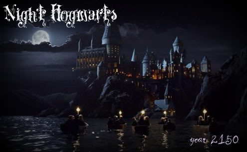 Night Hogwarts