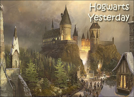 Hogwarts Yesterday