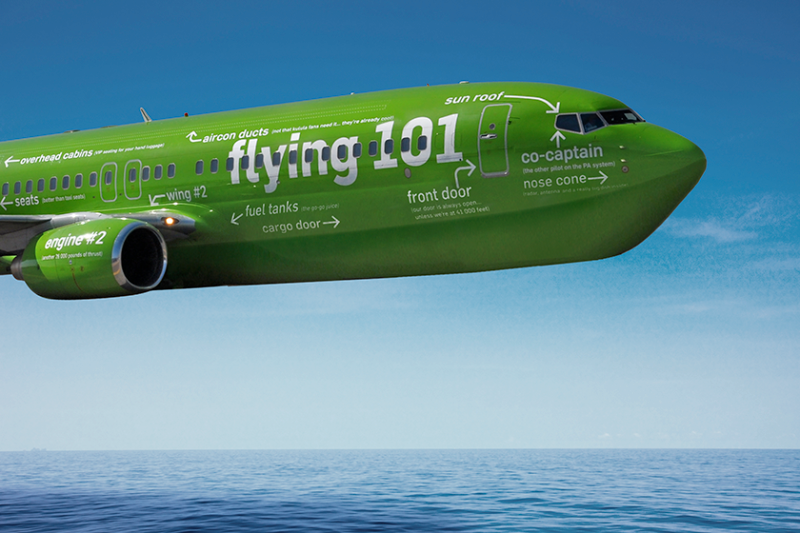 kulula announcement causes a splash New floating fleet to keep airline buoyant  Original_Take-off