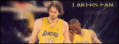 Se pueden cargar la acb Lakersfan