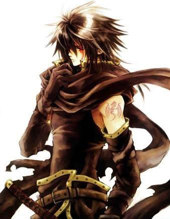 Personajes Inventados [Modelo de Ficha] - Página 2 Anime_Warrior_by_chaotixwol