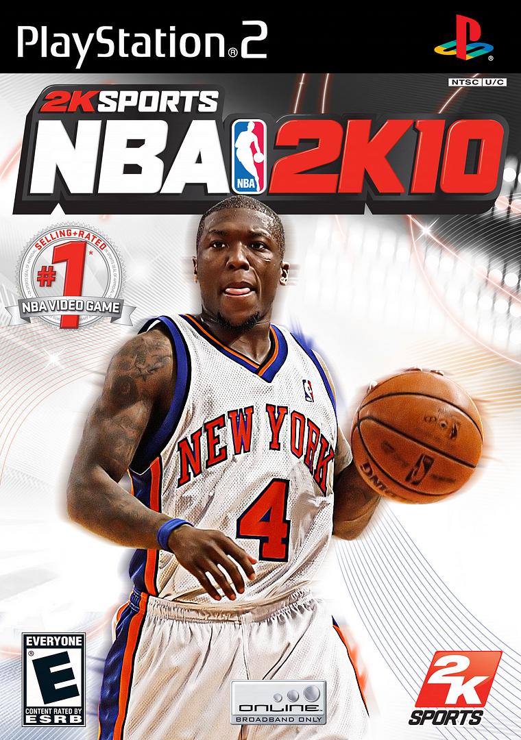 NBA 2K10 PS2 Custom Covers Th_NateRobinson2K10PS2Cover
