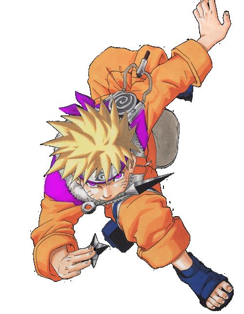 Tsuki H Uzumaki NarutoJr