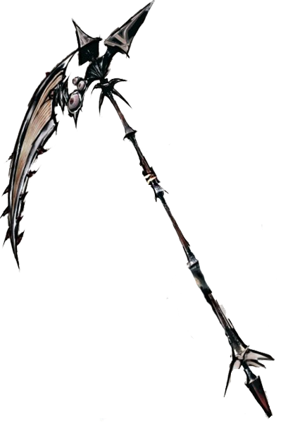 Jin Morimoto - Hyogakure - Frost Country Scythe-1