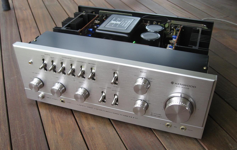 ¿Cual es vuestro amplificador vintage favorito? Karecap5