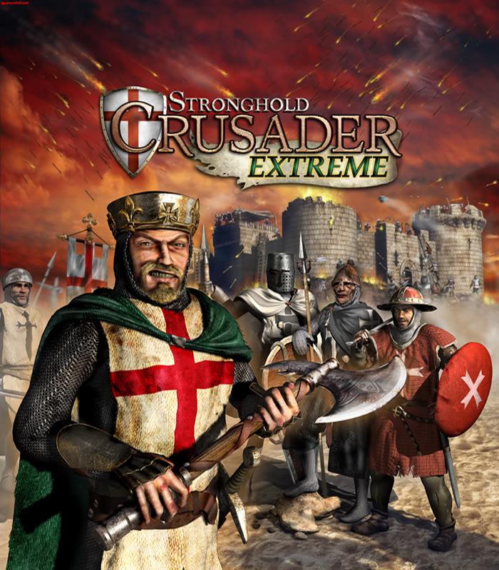تحميل لعبة stronghold crusader تورنت