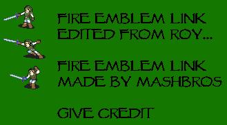 Mashbros's Sprite works! FierEmblemLINK
