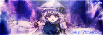 Touhou Mother Lettytag