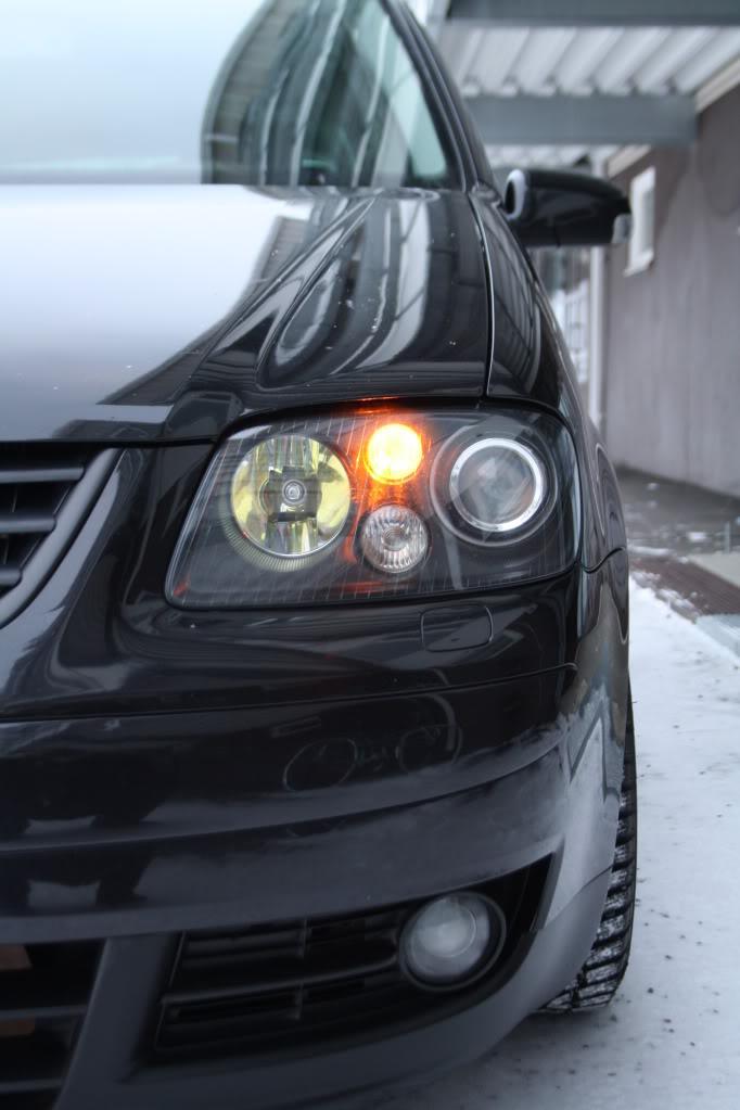 "VW Touran ""Geiler pampersbomber"" - Sivu 3 2412065"