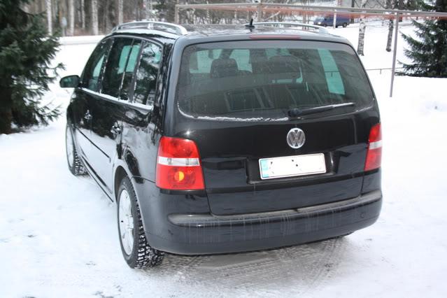 """VW Touran """"Geiler pampersbomber"""" 016"""