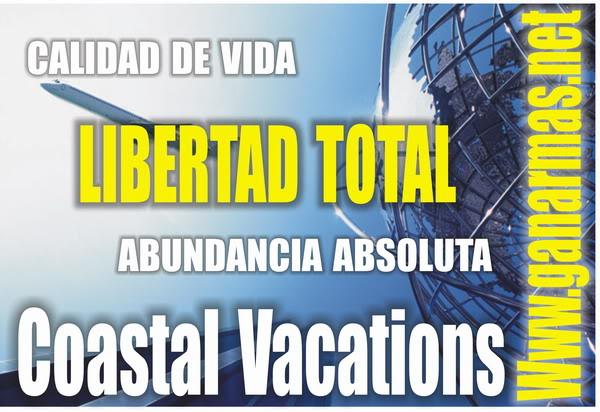 COASTAL VACATIONS OPORTUNIDAD DE GANAR DINERO Ganarmas8
