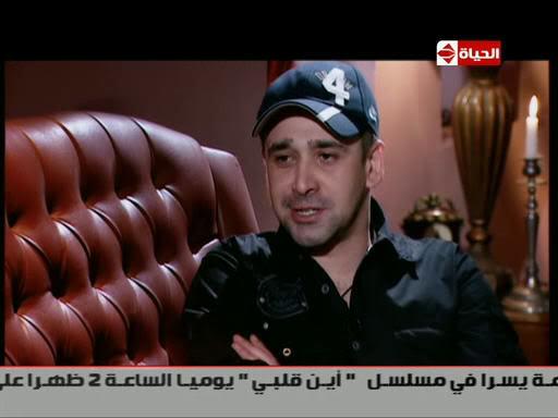 حصرى : برنامج لاول مرة مع نجم النجوم كريم عبد العزيز ,,, لقاء شيق جدا 1-11