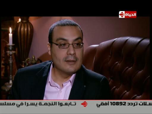 حصرى : برنامج لاول مرة مع نجم النجوم كريم عبد العزيز ,,, لقاء شيق جدا 2-8