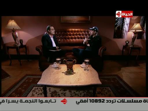 حصرى : برنامج لاول مرة مع نجم النجوم كريم عبد العزيز ,,, لقاء شيق جدا 4-7