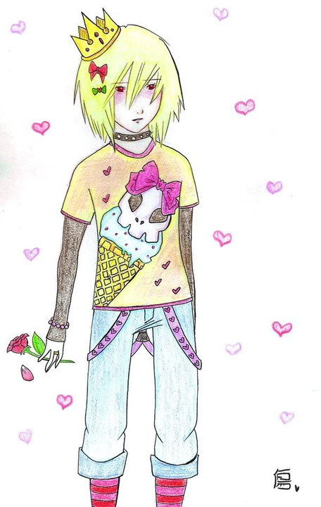 Kizu's Art Prince_Kizu_by_blackmoon713