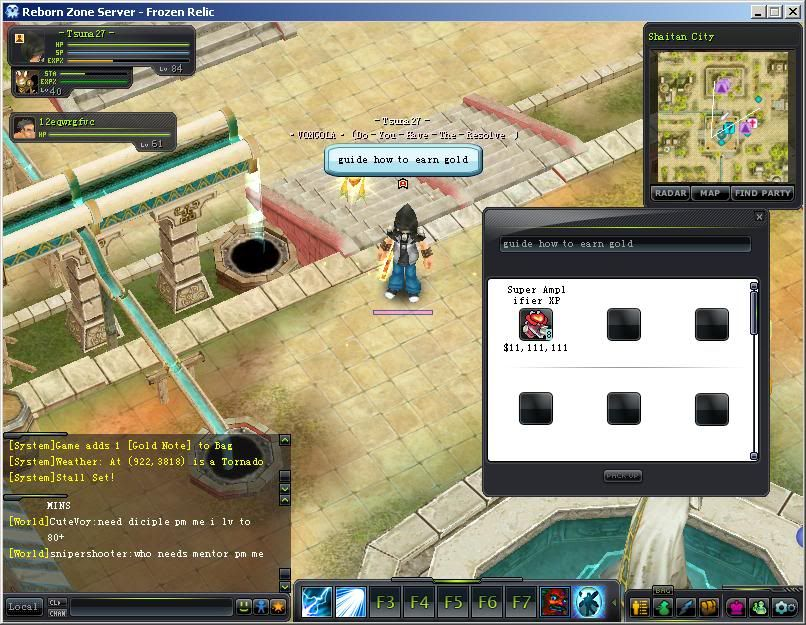 Money Making Guide ( Vongola Style ) (Updated 11/5/11) Sellitems