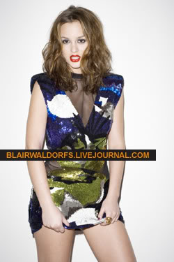 #2 Leighton Meester - Page 3 Terry03