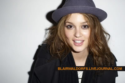 #2 Leighton Meester - Page 3 Terry11