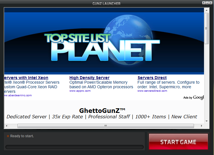 Advertise Format! Launcher