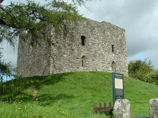 Lydford castle  DSCF0012
