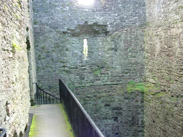 Lydford castle  DSCF0040