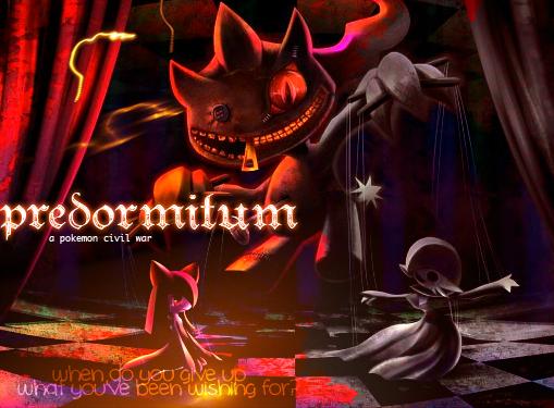 Predormitum- A post game pokemon civil war RP Kira14
