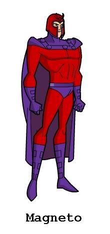 CREA TU PROPIO SUPERHEROE Magneto