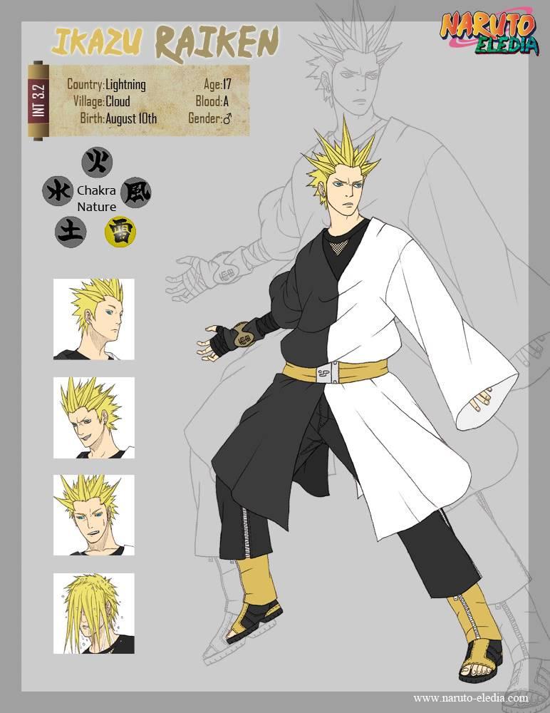 Denkou Clan (Lightning) INT203-220Ikazu20Raiken