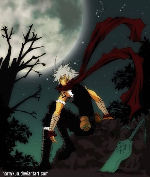 Denkou Clan (Lightning) Ninja2
