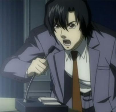 que personaje de Death Note eres?? Matsuda