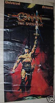 CONAN from CASARO'S POSTER figure 1746_1