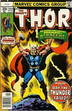 Marvel's Thor could inspire Thorgrim?? 250px-Thor-272