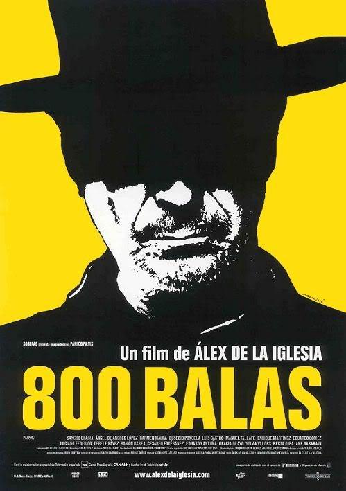 Pelicula sobre actores y stunts en desierto de Almeria 80020Balas
