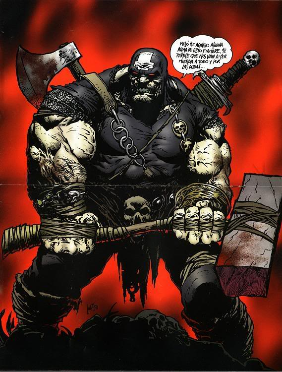 Marvel's Thor could inspire Thorgrim?? Image16-17