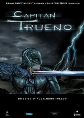 """""""El Capitán Trueno y el Santo Grial"""" (2011) Junio2004"""