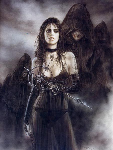 Amazing work about the Milius' movie LuisRoyo11